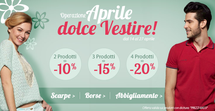 April dolce Vestire